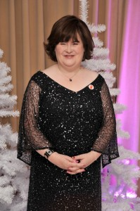 Susan Boyle choca a Escócia ao se candidatar a vaga em lotérica