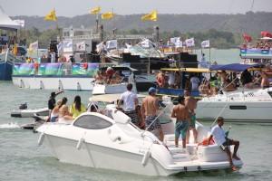 Lopana Phoenix Fest vai levar mais de 800 barcos para festa na Praia do Gunga