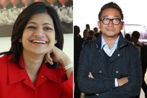 Publicitários Erh Ray e Gal Barradas trazem a agência BETC ao Brasil