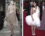 Vestido de cisne da Björk ganha nova versão pelas mãos de Valentino. Espia