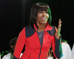 Beirando os 50 anos, Michelle Obama muda rotina de exercícios