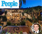 Robert Pattinson vende casa que vivia com Kristen Stewart em LA