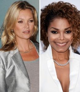 O que Kate Moss e Janet Jackson têm em comum? Uma festa em SP…