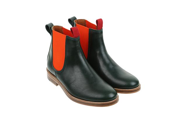 60c8c35e14 Estilo e resistência na nova bota chelsea criada por Junya Watanabe ...