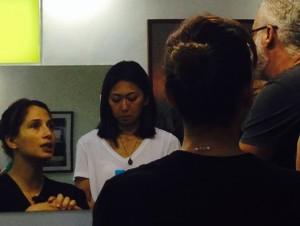 Camila Pitanga se prepara para novo papel e Glamurama tem o flagra