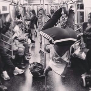 Filho de Madonna aumenta lista de famosos que aderiram ao metrô