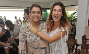 A estrela brilhou no almoço de Flora e Gilberto Gil em Salvador