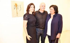 O lançamento do livro de Fernando Zarif na Galeria Millan