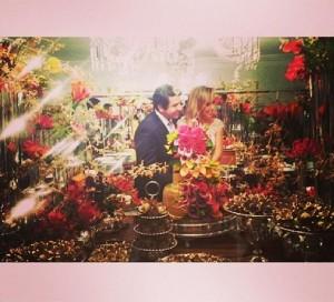 Marcos Maria se declara para sua noiva, Giovanna Teixeira, no Instagram
