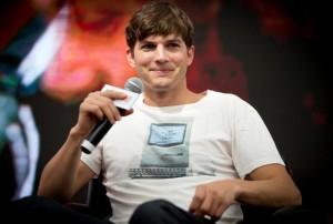 Ashton Kutcher: o mais bem pago da TV americana vai lucrar com a internet