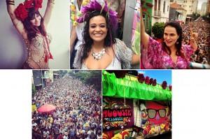 Bloco Acadêmicos do Baixo Augusta toca marchinhas no maior estilo paulistano