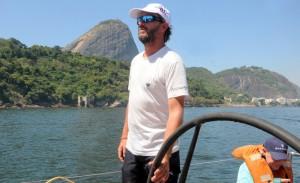 ZegnaSport e Maserati: passeio em águas cariocas