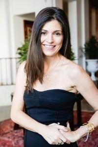Natalie Klein recebe glamurettes cariocas no Copa