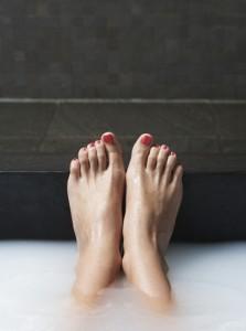 Plástica nos pés é tendência segundo médicos norte-americanos. Oi?