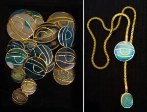 Inspirada na Turquia, Elisa Stecca lança coleção de anéis e pingentes