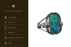 Silvia Furmanovich cria aplicativo dinâmico para clientes. Vem saber