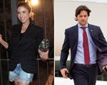 "Patrícia Abravanel está grávida do deputado Fabio Faria. ""Ma oee!"""