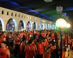 Camarote Salvador terá cenografia de empresa que fez a abertura da Copa