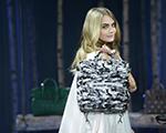 Parceria britânica: as bolsas de Cara Delevingne para a Mulberry