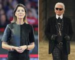 Lagerfeld vai fazer o bem em festa luxuosa de Caroline de Mônaco