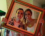 Para inaugurar novo apartamento, casal ganha uma baita festa temática da Gafisa