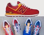 New Balance lance linha de tênis inspirada nas companhias aéreas dos 80's