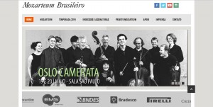 Mozarteum Brasileiro lança novo site e aprimora a experiência de ouvir música