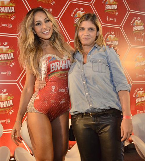 aaad997be8 Carina Duek releva como serão os looks de Sabrina Sato no Carnaval ...
