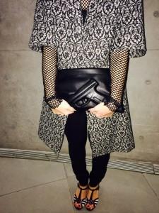 O street style da semana de moda de Milão por Ucha Meirelles