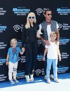 Gwen Stefani já escolheu o nome do terceiro filho, e é exótico como os outros…