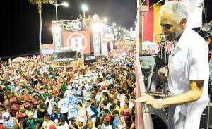 Não perca o penúltimo dia de Expresso 2222 em Salvador