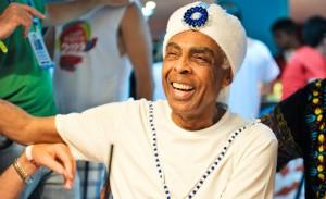 Gilberto Gil vai pular turnê europeia para assistir aos jogos da Copa