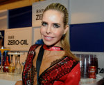 Glamurettes conferem bar Zero Cal no Camarote Brahma Rio