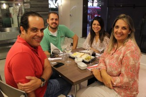 A animada visita à fábrica da Florense  no Rio Grande do Sul