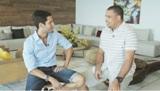 Pedro Andrade estreia novo programa em TV americana com assuntos ligados ao Brasil