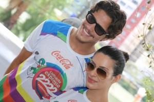 Camarote Coca-Cola Expresso 2222 recebe famosos em Recife