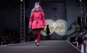 Os desfiles da sétima edição do Kids Fashion Show