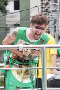 Os homens são os todo-poderosos do Carnaval 2014 em Salvador