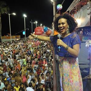 Alcione no Barra-Ondina? Não, é só a revelação Mariene de Castro