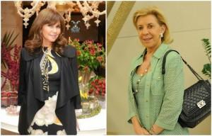 Tania Bulhões e Bete Arbaitman armam happy hour beneficente