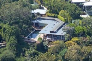 Com a separação, o que fazer com o château de Gwyneth e Chris Martin?