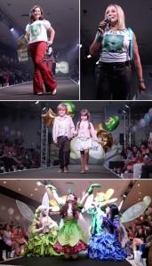 Susana Vieira e Maisa Silva participam da 7ª edição do Kids Fashion Show