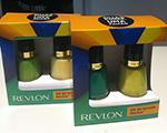 Revlon: esmaltes verde e amarelo no Camarote Brahma Rio
