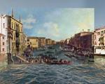 Inglês faz arte com imagens do Google Street View e quadros antigos