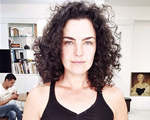 Ana Paula Arósio reaparece para cortar cabelo. Glamurama mostra!