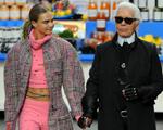 De Cara Delevingne a Choupette, as musas inspiradoras de Lagerfeld