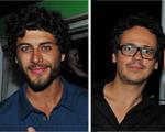 Danton Mello e Jesus Luz caem na folia do Cafe de la Musique Floripa