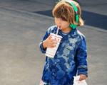Tico Sahyoun clica nova campanha de inverno sua marca infantil, a Mini U.S