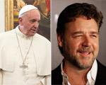 Encontro entre Papa Francisco e Russel Crowe naufragou. E agora, Noé?