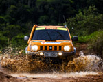 Dica Suzuki Jimny: 1ª etapa do Suzuki Adventure acontece neste sábado